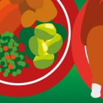 Cómo ahorrar en la cena de navidad (infografía)